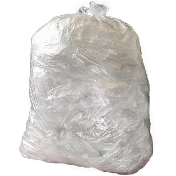 Jantex Müllbeutel transparent 80L