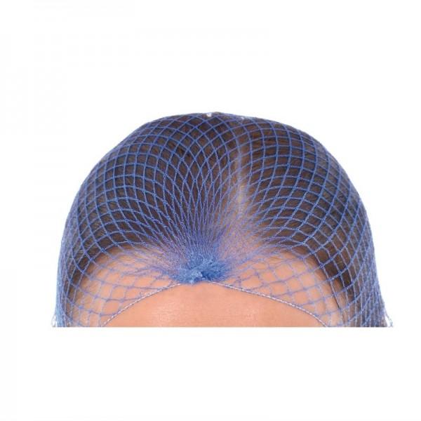 Lion Haircare Haarnetz hellblau