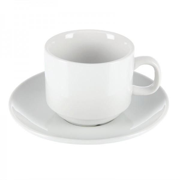 Olympia Whiteware Teetassen 20cl