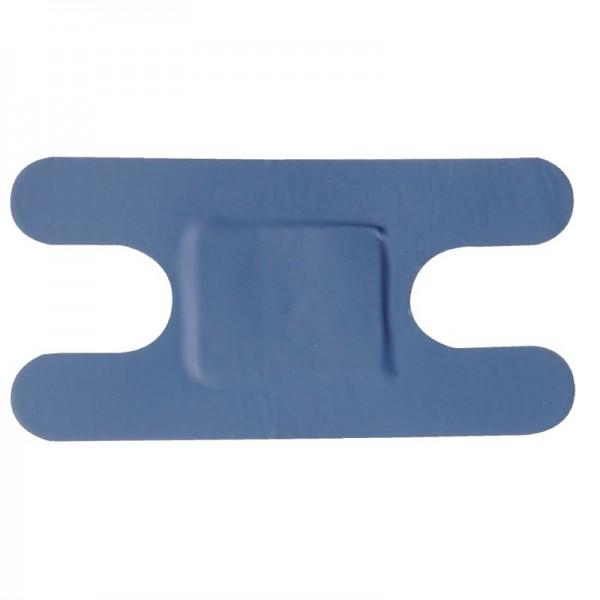 Blaue, gemischte Pflaster
