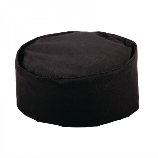 Whites Skull Cap Kochmütze schwarz S
