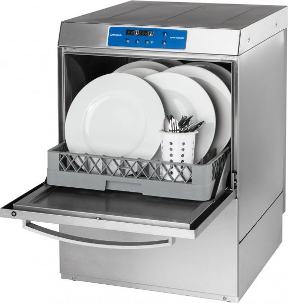 Geschirrspülmaschine DigitalPower inkl. Klarspülmitteldosier-,Reinigerdosier- und Ablaufpumpe, 400V,
