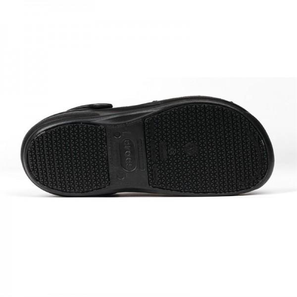 Crocs Bistro Clogs schwarz 41,5