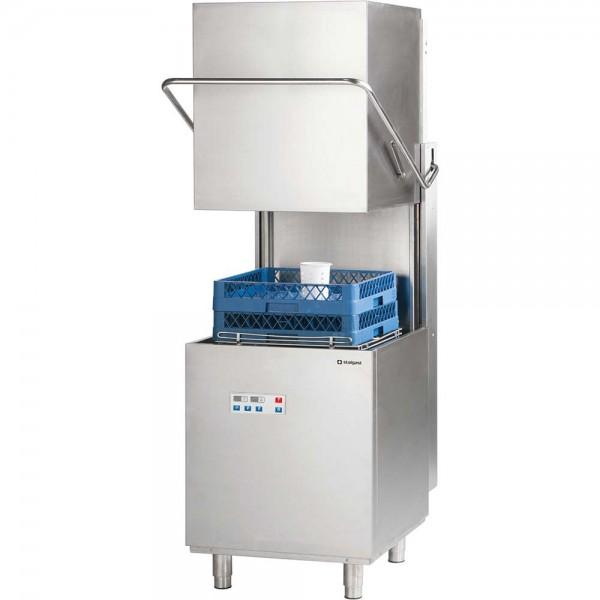 Haubenspülmaschine DigitalPower inkl. Klarspülmittel-, Reinigerdosier- und Klarspülpumpe, 400V, 10 k
