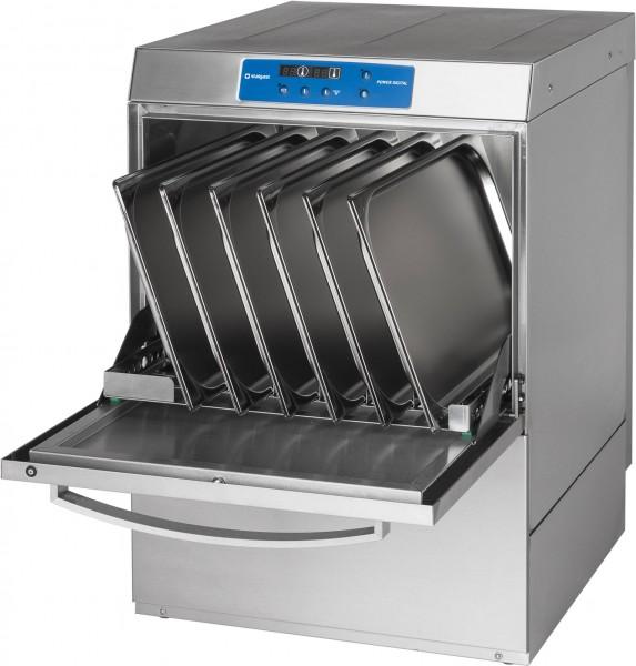 Geschirrspülmaschine DigitalPower inkl. Klarspülmittel- und Reinigerdosierpumpe, 400V, 6,5 kW B 565