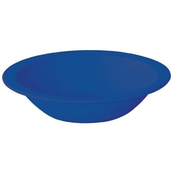 Kristallon Dessertschalen blau 17cm