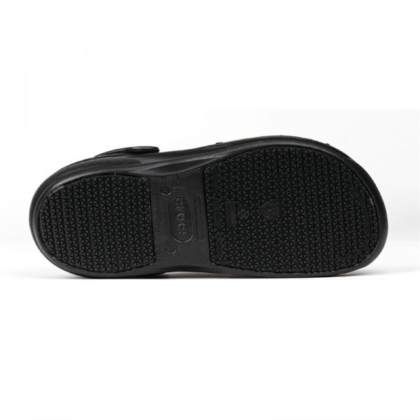 Crocs Bistro Clogs schwarz 43