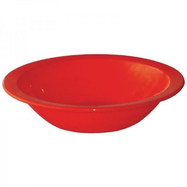 Kristallon Dessertschalen rot 17cm
