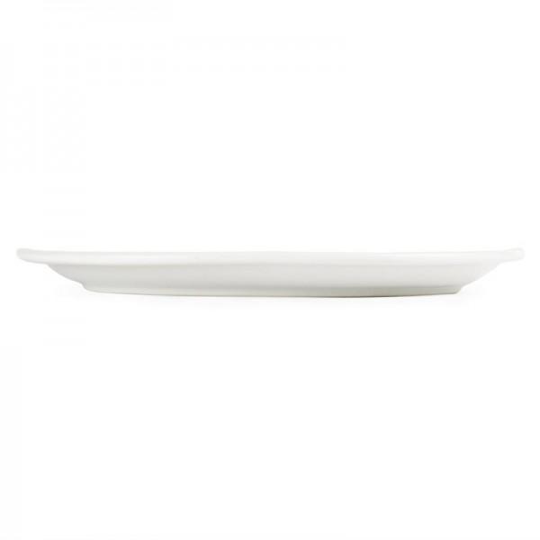 Olympia Whiteware ovale Servierteller 20,2cm