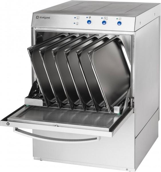 Geschirrspülmaschine inkl. Klarspülmitteldosier-, Reinigerdosier-, Klarspülpumpe/Drucksteigerungspum