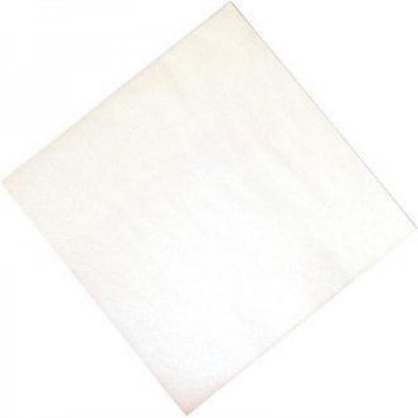 Fasana professionelle Papierservietten weiß 40cm
