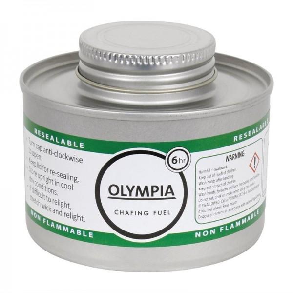 Olympia flüssige Brennpaste 6 Std.