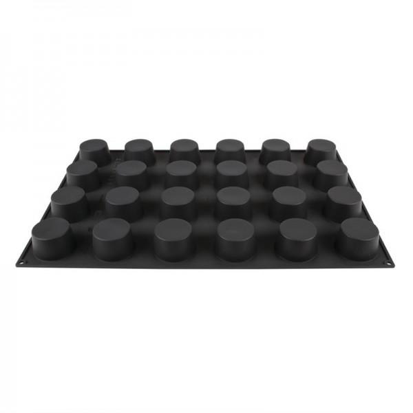 Pavoflex Muffin-Backform 24 Muffins Silikon