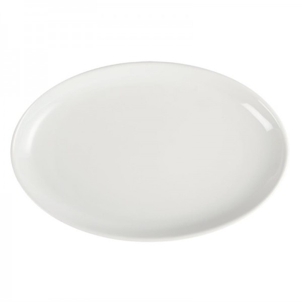 Olympia Whiteware tiefe ovale Schalen 36,5cm