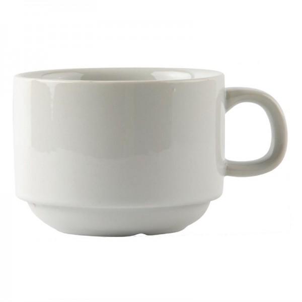 Athena Hotelware stapelbare Kaffeetassen 20cl