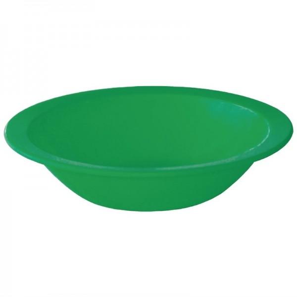 Kristallon Dessertschalen grün 17cm