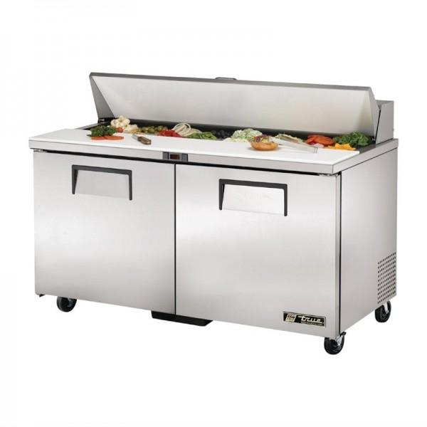 True Zubereitungskühltisch 2-türig 439L