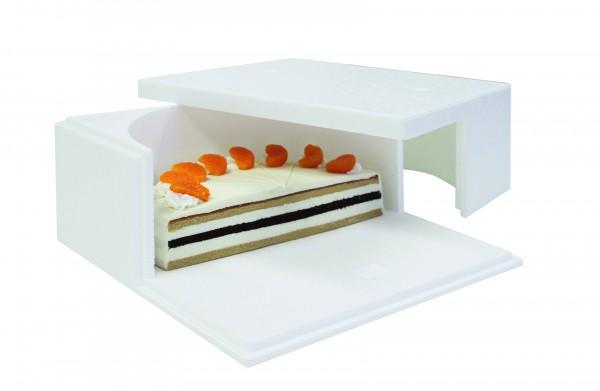 Tortenbox EPS für Torten-Durchmesser bis 29 cm