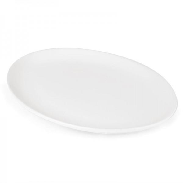 Athena Hotelware ovale Coupeteller 25,4cm