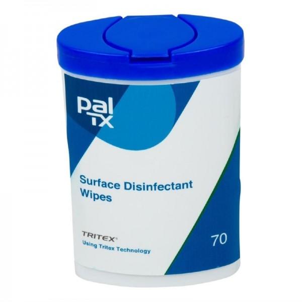 Pal Desinfektionstücher - 12 x 70 Stück