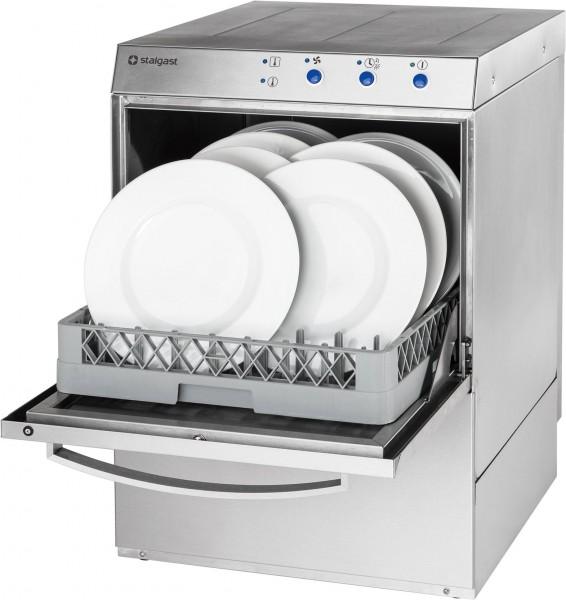 Geschirrspülmaschine inkl. Klarspülmitteldosier-,Reinigerdosier- und Ablaufpumpe, 230/400V, 3,9/4,9