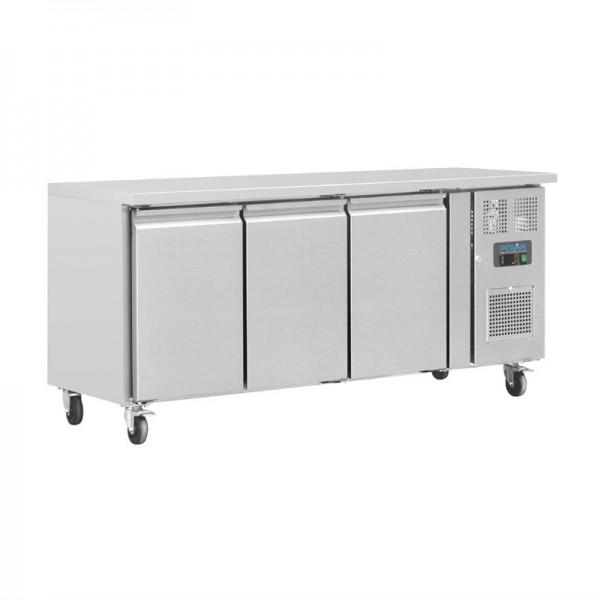 Polar Kühltisch 3-türig 339L