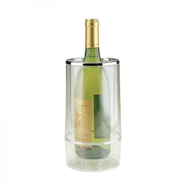 APS Flaschenkühler Acryl klar