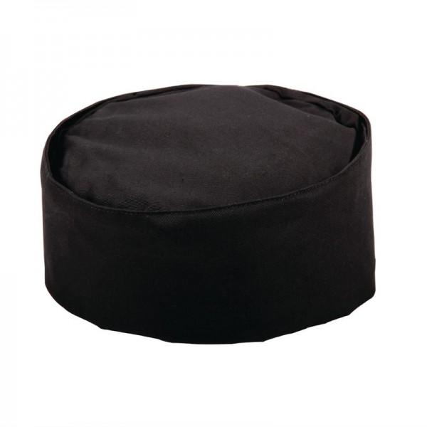 Whites Skull Cap Kochmütze schwarz L