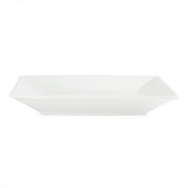 Olympia Whiteware quadratische Teller 25cm